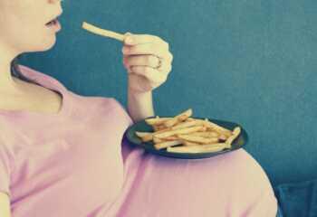 Нормально ли, если возникает сильный аппетит при беременности?