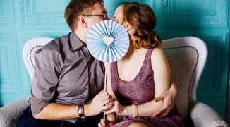 Как поцеловать любимую девушку в губы первый раз