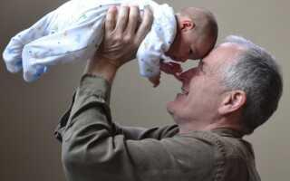 Является ли позднее отцовство запретным или это норма в современном обществе
