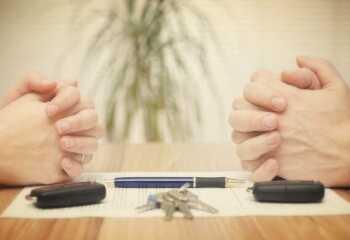 Правила и порядок раздела квартиры при разводе