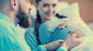Психология отношений: совместные роды с мужем
