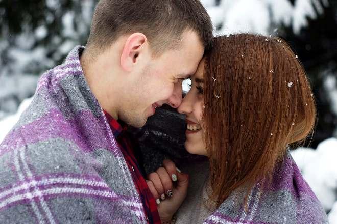 Муж и жена вместе