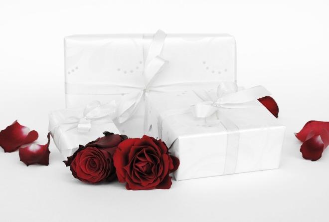 Красивый подарок жене