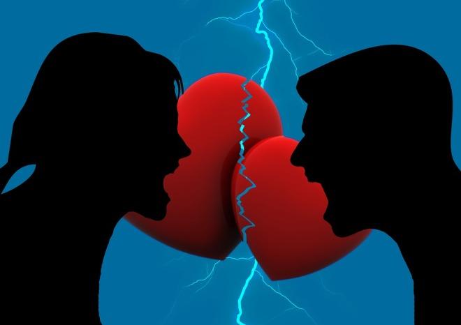Конфликт мужчины и женщины