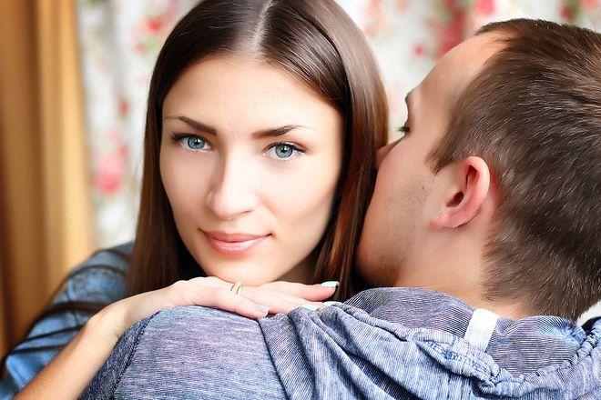 Девушка с мужчиной