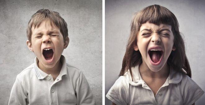 Агрессивные дети