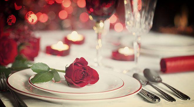 Ужин для любимой