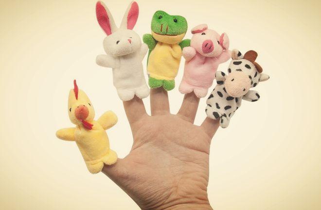 Куклы-перчатки