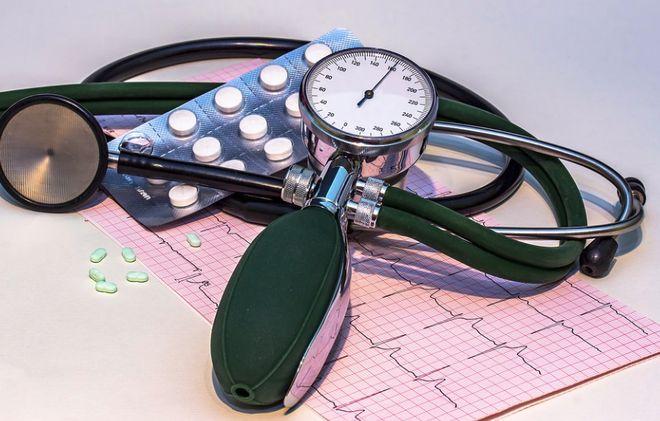Монитор артериального давления
