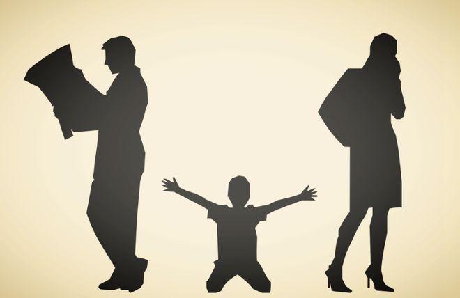 Разлад в семейных отношениях